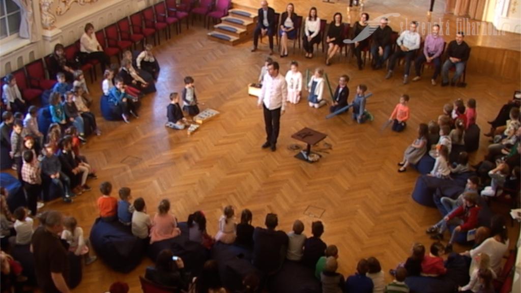 Slovenská filharmónia, cyklus HA (Hudobná akadémia), Filharmonická škôlka, záznam z 24. 3. 2017, 10.00 h., 4. minúta
