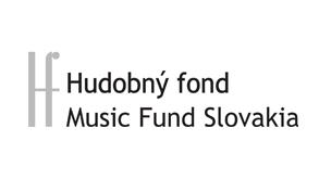 Logotype Hudobný fond